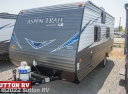 New 2019 Dutchmen Aspen Trail LE Series 1800RB available in Eugene, Oregon