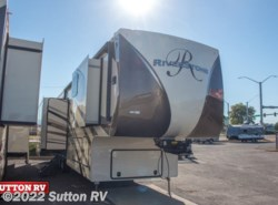 New 2019 Forest River RiverStone 37IK available in Eugene, Oregon