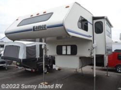 Used 2002  Lance  Lance 1161 by Lance from Sunny Island RV in Rockford, IL