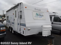 Used 2001  Keystone Springdale  190FD by Keystone from Sunny Island RV in Rockford, IL