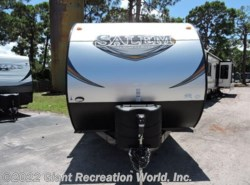New 2016  Forest River Salem 30KQBSS by Forest River from Giant Recreation World, Inc. in Melbourne, FL