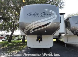 New 2016  Forest River Cedar Creek 36CKTS by Forest River from Giant Recreation World, Inc. in Melbourne, FL