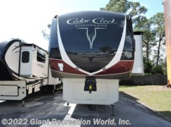 New 2016  Forest River Cedar Creek 38EL by Forest River from Giant Recreation World, Inc. in Melbourne, FL