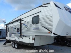 New 2018 Forest River Salem 29RLW available in Palm Bay, Florida