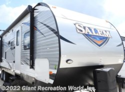 New 2018 Forest River Salem 31KQBTS available in Palm Bay, Florida
