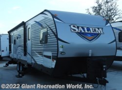 New 2018 Forest River Salem 28RLDS available in Palm Bay, Florida