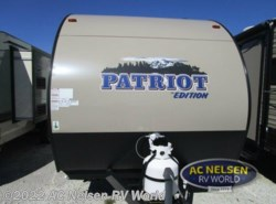New 2017  Forest River Cherokee Wolf Pup 17CJ by Forest River from AC Nelsen RV World in Omaha, NE