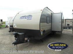 New 2017  Forest River  Patriot Edition 274DBH by Forest River from AC Nelsen RV World in Omaha, NE