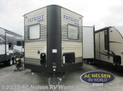 New 2017  Forest River Cherokee Patriot 274VFK by Forest River from AC Nelsen RV World in Omaha, NE