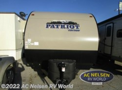 New 2017  Forest River  Patriot Edition 304BS by Forest River from AC Nelsen RV World in Omaha, NE