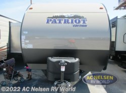 New 2017  Forest River  Patriot Edition 274RK by Forest River from AC Nelsen RV World in Omaha, NE