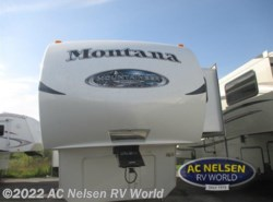 Used 2011  Keystone Mountaineer 335RET by Keystone from AC Nelsen RV World in Omaha, NE