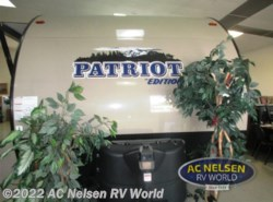 New 2017  Forest River  Patriot Edition 26DBH by Forest River from AC Nelsen RV World in Omaha, NE