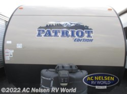 Used 2016  Forest River  Patriot Edition 26DBH by Forest River from AC Nelsen RV World in Omaha, NE
