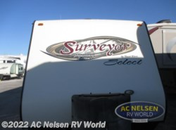 Used 2012  Forest River Surveyor Select SV-294 by Forest River from AC Nelsen RV World in Omaha, NE