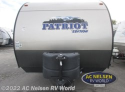 Used 2015  Forest River  Patriot Edition 26BH by Forest River from AC Nelsen RV World in Omaha, NE
