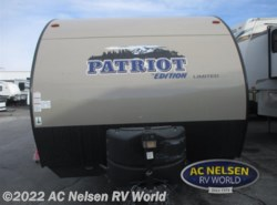 Used 2017  Forest River Cherokee Grey Wolf 26BH by Forest River from AC Nelsen RV World in Omaha, NE