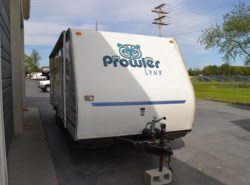 Used 2001  Fleetwood Prowler lynx 24 by Fleetwood from Delmarva RV Center in Seaford in Seaford, DE