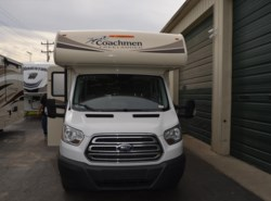 New 2017  Coachmen Freelander Micro Minnie 20CBT by Coachmen from Delmarva RV Center in Seaford in Seaford, DE