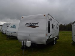 Used 2008  Keystone Hideout 19FL by Keystone from Delmarva RV Center in Milford, DE