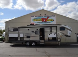 New 2017  Keystone Cougar Half-Ton 284RDBWE by Keystone from Delmarva RV Center in Milford, DE