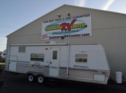 Used 2007  Keystone Springdale 260 by Keystone from Delmarva RV Center in Milford, DE