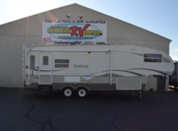 Used 2004  Lite Way Outback 28FRLS by Lite Way from Delmarva RV Center in Milford, DE