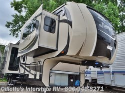 New 2016  Jayco Pinnacle 38FLSA by Jayco from Gillette's Interstate RV, Inc. in East Lansing, MI