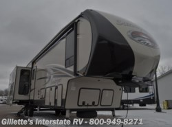 New 2016  Forest River Sandpiper 35ROK by Forest River from Gillette's Interstate RV, Inc. in East Lansing, MI