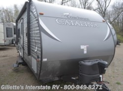New 2016  Coachmen Catalina 223FB by Coachmen from Gillette's Interstate RV, Inc. in East Lansing, MI