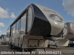 New 2016  Forest River Sandpiper 371REBH by Forest River from Gillette's Interstate RV, Inc. in East Lansing, MI