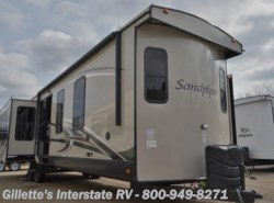 New 2016  Forest River Sandpiper Destination 393RL by Forest River from Gillette's Interstate RV, Inc. in East Lansing, MI