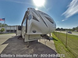 New 2017  Coachmen Chaparral 371MBRB by Coachmen from Gillette's Interstate RV, Inc. in East Lansing, MI