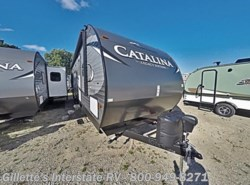 New 2017  Coachmen Catalina Legacy Edition 323BHDS CK by Coachmen from Gillette's Interstate RV, Inc. in East Lansing, MI