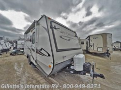 Used 2013  Jayco Jay Feather Ultra Lite X17A by Jayco from Gillette's Interstate RV, Inc. in East Lansing, MI