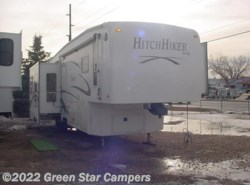 Used 2006  Nu-Wa Hitchhiker Premier 34LKTG Rear Living Room Triple Glide by Nu-Wa from Green Star Campers in Rapid City, SD
