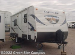 Used 2014  Palomino Canyon Cat 18FBC by Palomino from Green Star Campers in Rapid City, SD