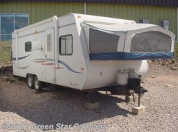 Used 2008  Jayco Jay Feather EXP 23 B by Jayco from Green Star Campers in Rapid City, SD
