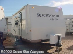 Used 2010  Forest River Rockwood Ultra Lite 2304S