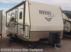 New 2017  Forest River Rockwood Mini Lite 2504S Front Living Room w/Bunkbeds by Forest River from Green Star Campers in Rapid City, SD