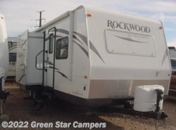 Used 2014  Forest River Rockwood Ultra Lite 2607 Rear Bath by Forest River from Green Star Campers in Rapid City, SD