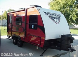 New 2017  Winnebago Micro Minnie 1706FB by Winnebago from Harrison RV in Jefferson, IA