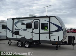 Used 2015  Cruiser RV Shadow Cruiser S-195WBS by Cruiser RV from Harrison RV in Jefferson, IA
