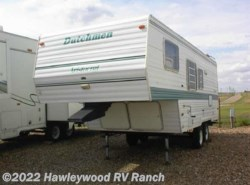 Used 1998  Dutchmen Aristocrat 22 FWRB by Dutchmen from Hawleywood RV Ranch in Dodge City, KS