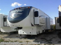 Used 2013  Forest River Sandpiper 356RL by Forest River from Hawleywood RV Ranch in Dodge City, KS