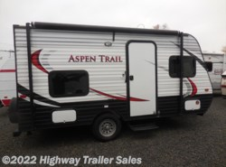 Used 2015  Keystone  Aspen Trail 1500 BH by Keystone from Highway Trailer Sales in Salem, OR