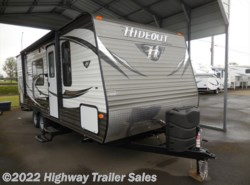 New 2016  Keystone Hideout 24BHWE by Keystone from Highway Trailer Sales in Salem, OR