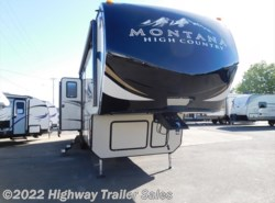 New 2017  Keystone Montana High Country 310 RE by Keystone from Highway Trailer Sales in Salem, OR