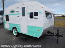 New 2017  Riverside RV White Water Retro 166 by Riverside RV from Highway Trailer Sales in Salem, OR