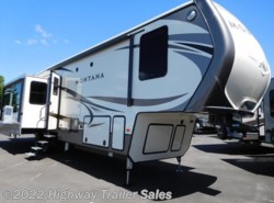 New 2017  Keystone Montana 3720RL by Keystone from Highway Trailer Sales in Salem, OR